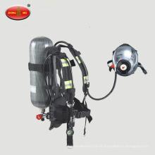 Luftbeatmungsgerät mit positivem Druck Luftbeatmungsgerät für den Bergbau