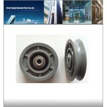 Roue d'ascenseur Hyundai 73x17 x6203z roue de traction d'ascenseur