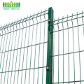 3D Curved Welded Fence With Triangle Bending Fencing
