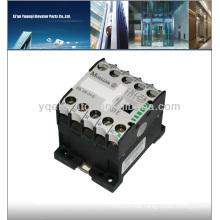 Schindler elevator contactor, elevator contactor ID.NR198971, schindler contactor