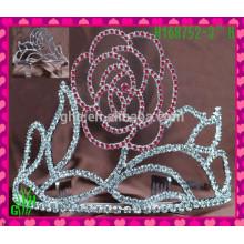 Neuer Entwurfsgroßverkauf, Rhinestonehochzeits-Tiara, Krone Ostern eine Tiara