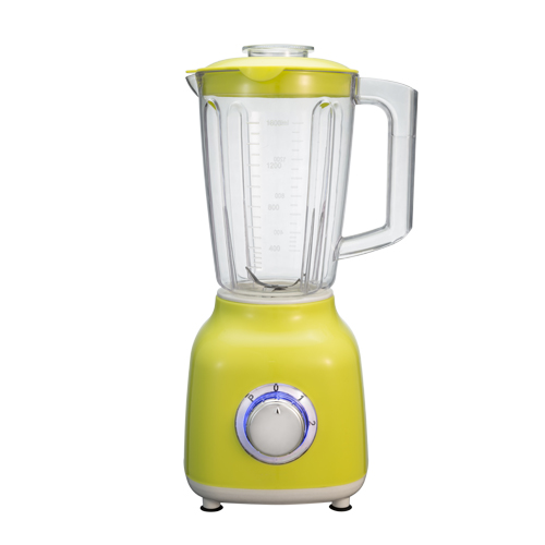350w Quiet Motor Plastic Jar Food Blender