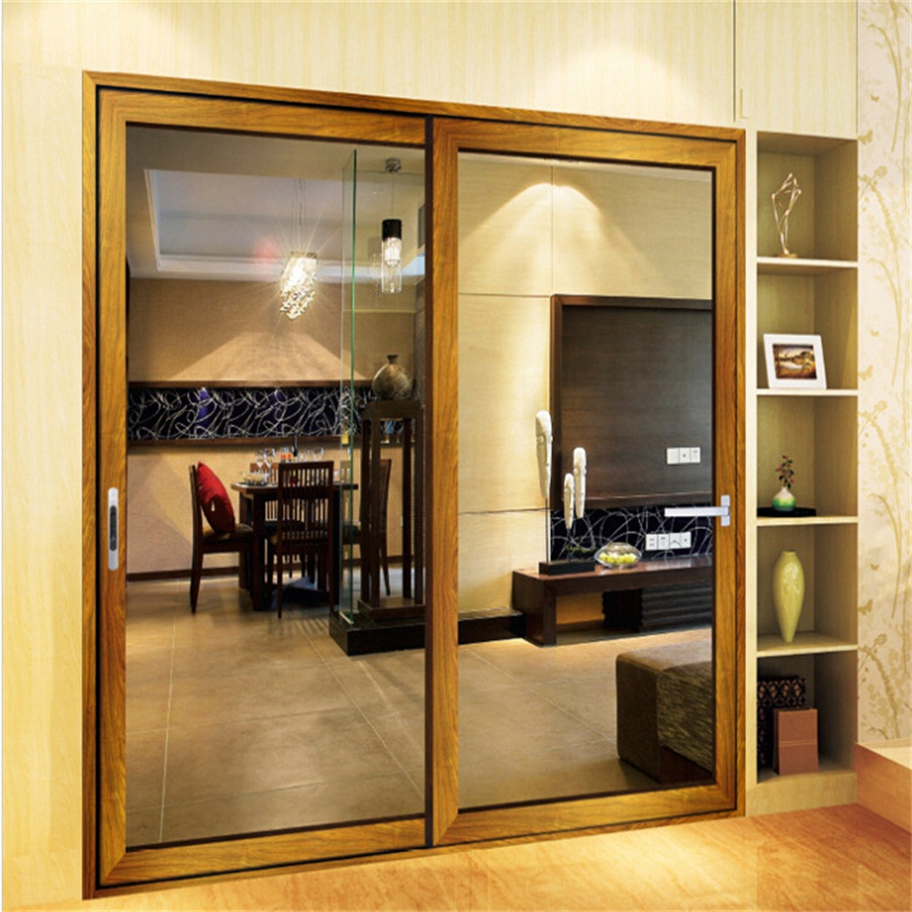 Heavy Duty Storm Sliding Doors