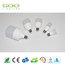 9W 100lm Plastic LED light bulbs