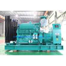 Groupe électrogène diesel Cummins générateur de 563kVA d'origine par fabricant OEM