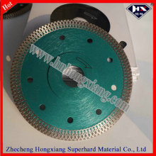 Super Thin Hot Pressed Long Life Diamond Blade for Granite