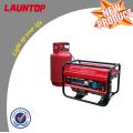 Novo tipo 6.0kw Gás Liquefeito de Gás de Gasolina (LPG) LPG6500CL por Launtop à venda