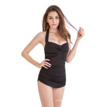 Hot selling women swimwear Eur/US/UK code one piece swimsuit printed sexy swimwear