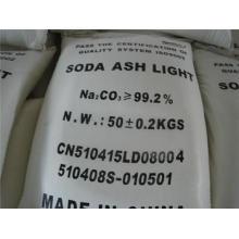 luz de ceniza de sosa 99.2%
