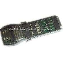 Émetteur-récepteur à fibre optique de 3ème partie 1000-Base-T compatible avec les commutateurs Cisco