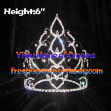Unique Rhinestone Crystal Pageant Crowns