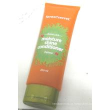 Embalagens de cosméticos para cabelo Shampoo