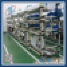 Rollencontainer und Lagerrohrgestell