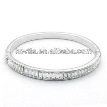 Nouveaux produits 2016 produits innovants gros mode bracelets bracelet en cristal en Autriche