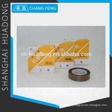 Temperatura alta Changfeng PTFE fita 0,13 * 15mm * 5 m