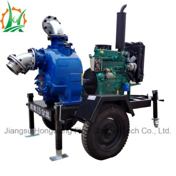 Самовсасывающие насосы для очистки воды / обезвоживания сточных вод
