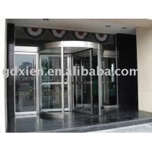 Puerta giratoria automática
