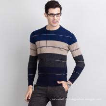 heißer verkauf computer stricken beste design männer kaschmir-pullover
