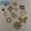 Star Shape Filigree Earrings in Hollow out Fashion Designs