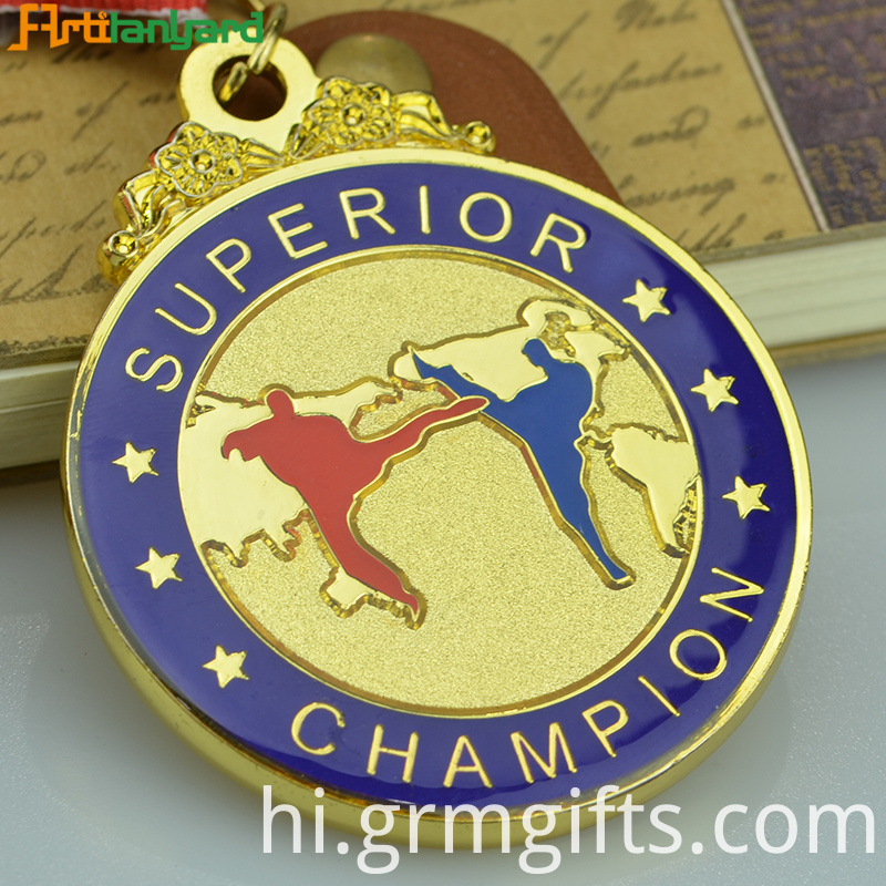Customized Design Award Medals