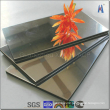 Fashion Mirror Aluminum Composite Panel with Cheapest Price