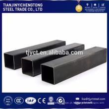 Tubo quadrado de alumínio 50x50 1060 3003 6061 6063