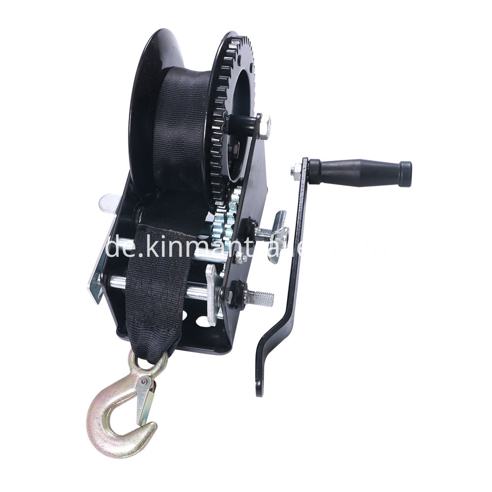 High Quality Hand Winch For Sale