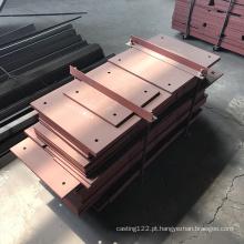Revestimento de revestimento de revestimento duro vertical de carboneto de cromo