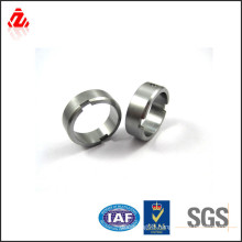 Custom stainless cnc lathe part ring, insert, standoff