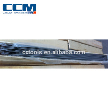 Tubo de alumínio para cortador de escova: Deslocamento 41.5CC, 2-Stroke brush cutter spare parts