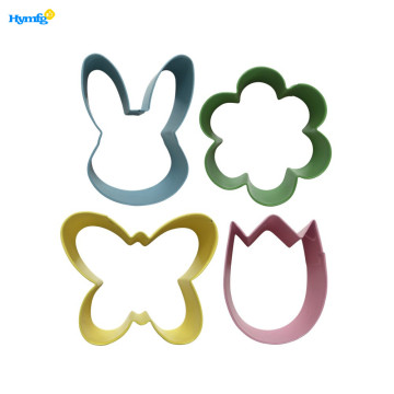 Mini Metall Ostern Ausstecher Set
