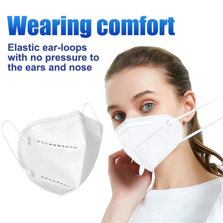 Wearing Comfort Kn95 Mask