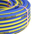 Flexible pvc and rubber garden hose