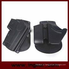 Liberação rápida arma coldre bolsa revista pistola coldre para P226