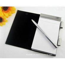 Hochwertiger Metall-Kratzerhalter mit Stift