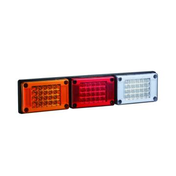 Heavy Duty LED Jumbo Truck Combination Tail Lighting