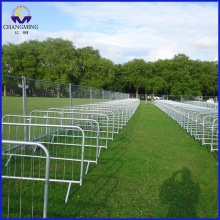 Steel Crowd Control Barriers For Sports Events