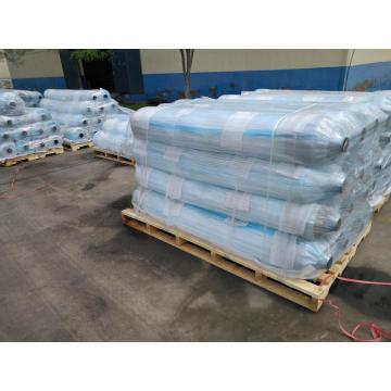 High tear strength plastic silage tarp
