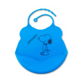 Cute Cartoon Design Baby Drool Silicone Bib