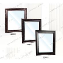 Espejo de baño de plástico para la decoración del hogar