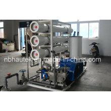 Máquina de purificação de água potável de osmose reversa