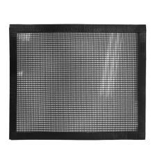 High temp bbq grill mesh basket nonstic oven mat