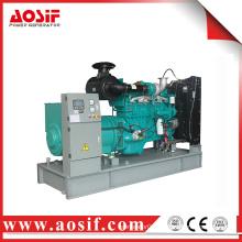 China top land generator set 275kw / 344kva 60Hz 1800 rpm marine engine