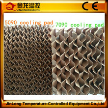 Jinlong High Water Resistant Cooling Pad with Corruated Fiber Paper