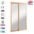 Acier Aluminium profil intérieur portes coulissantes