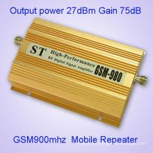 Хорошая репутация GSM Long Distance Repeater GSM900MHz Мобильный усилитель сигнала