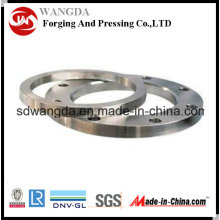 Carbon Steel Flange by Precision Casting with OEM Service