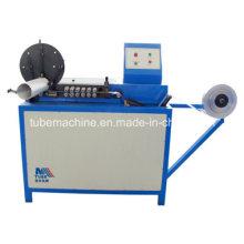 Spiral Flexible Aluminum Foil Duct Machine (ATM-300A)