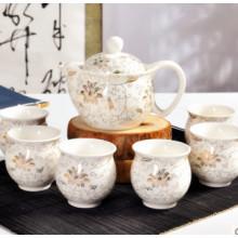 Fábrica de moda design porcelana chá