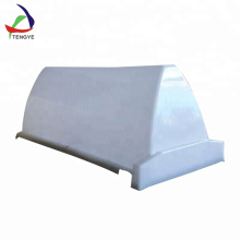 Taxi car roof top light box vacuum forming plastic